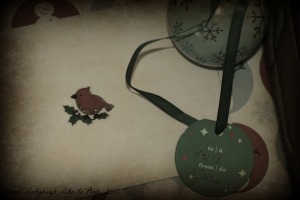 Ornament Swap2012