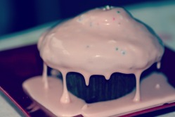 Dripping Frosting
